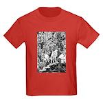 MythMeet Kids Dark T-Shirt