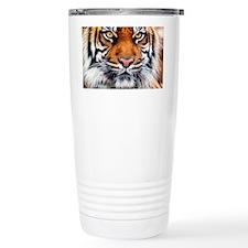 Siberian Tiger Male Travel Mug