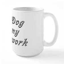 Dog Ate It Mug