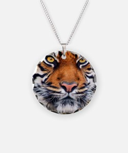 Male Siberian Tiger Necklace