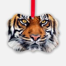 Male Siberian Tiger Ornament