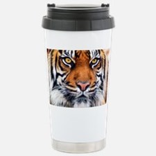 Male Siberian Tiger Travel Mug