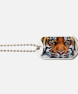 Male Siberian Tiger Dog Tags