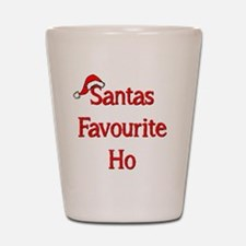 Santas Favourite Ho Shot Glass