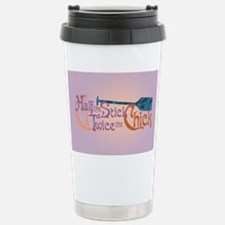 C1 Chick Sticker Travel Mug