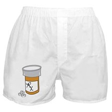 Pill Bottle Boxer Shorts