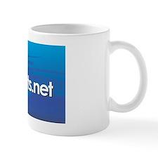 cboats.net oval sticker Mug