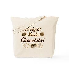 Urologist Chocolate Gift Tote Bag