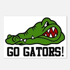 Go Gator Postcards (Package of 8)