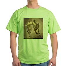 Smiling Greyhound T-Shirt