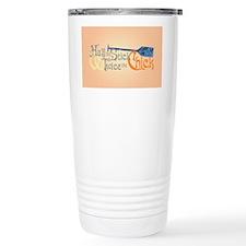 OC1 Chick Sticker Travel Mug