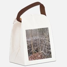 Beavers New Home Canvas Lunch Bag