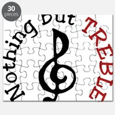Nothing But Treble Puzzle