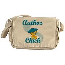 Author Chick #3 Messenger Bag