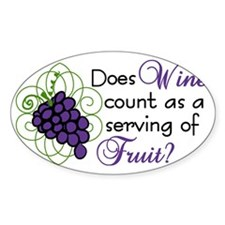 Does Wine Count Decal