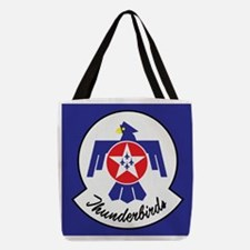 U.S. Air Force Thunderbirds Polyester Tote Bag