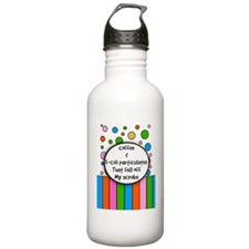 Nurse mug 2 ecoli Water Bottle