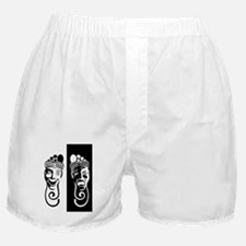 Comedy  Tragedy Boxer Shorts