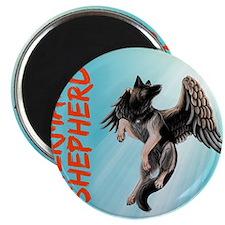 My German Shepherd Dog Magnet