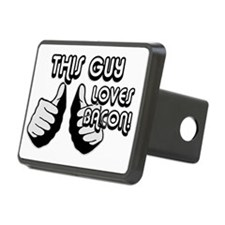 LovesBacon  banner Hitch Cover