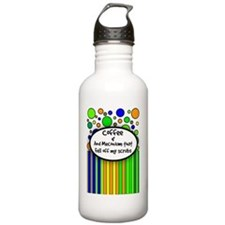 Coffee and Meconium 1 Water Bottle