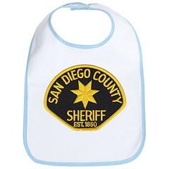 San Diego Sheriff Bib