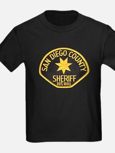 San Diego Sheriff T