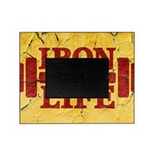 Iron Life Picture Frame