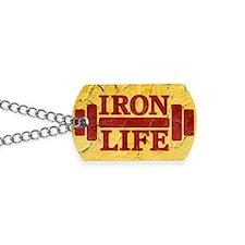 Iron Life Dog Tags