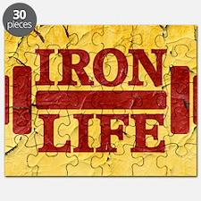 Iron Life Puzzle