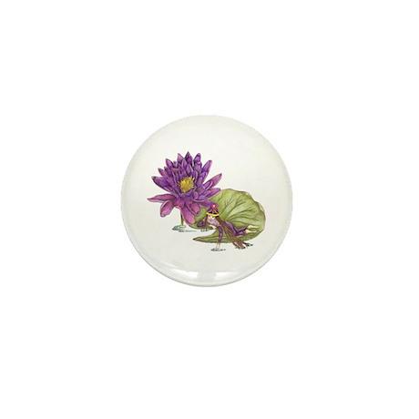 July Mini Button