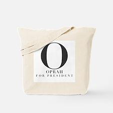 """""""O for Prez"""" Tote Bag"""