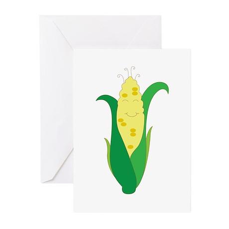 Iowa Corn Greeting Cards