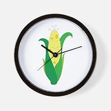 Iowa Corn Wall Clock
