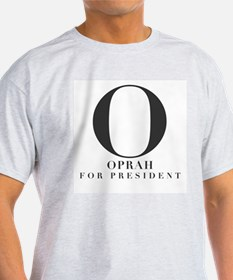 """O for Prez"" T-Shirt"