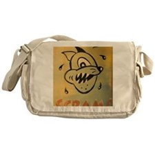 Scram! by Elliott Mattice Messenger Bag