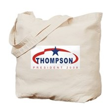 2008 Tommy Thompson (star) Tote Bag