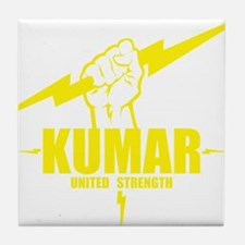 Kumar Lightning 4 Tile Coaster