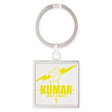 Kumar Lightning 4 Square Keychain
