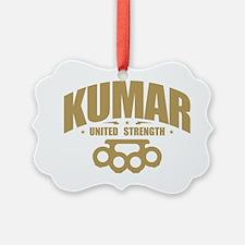 Kumar Bareknuckle 1 Ornament