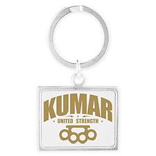 Kumar Bareknuckle 1 Landscape Keychain