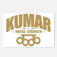 Kumar Bareknuckle 1 Postcards (Package of 8)