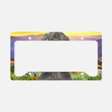 meadow(carmag)2 License Plate Holder
