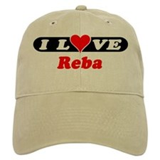 I Love Reba Baseball Cap