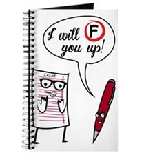 F**ked Up Test Journal