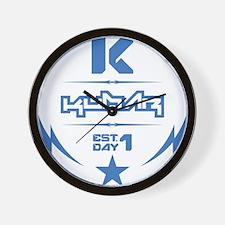 Kumar Lightning 2 Wall Clock