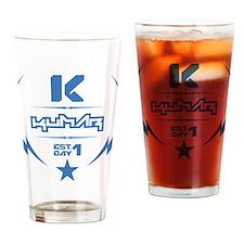 Kumar Lightning 2 Drinking Glass