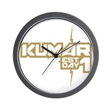 Kumar Lightning 1 Wall Clock