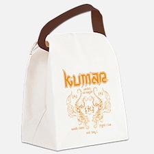 Kumar Tigers 1 Canvas Lunch Bag