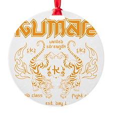 Kumar Tigers 1 Ornament